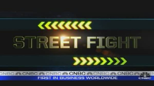 Street Fight: Why Kass is in Cash