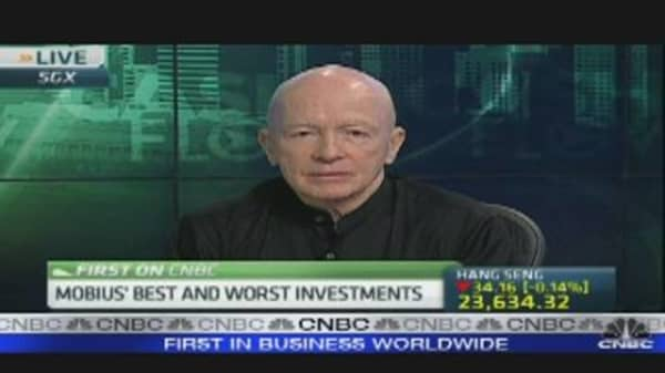 Mark Mobius' Best-Ever Investment Decision