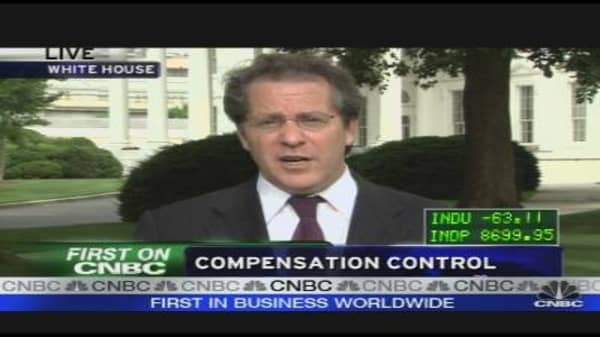 Sperling on Compensation Control