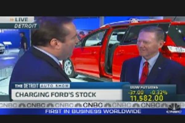 Charging Ford's Stock