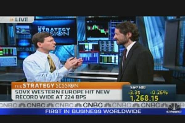 Wall St. Legend on Euro Debt Troubles