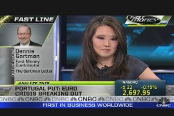 Gartman: Euro Crisis a