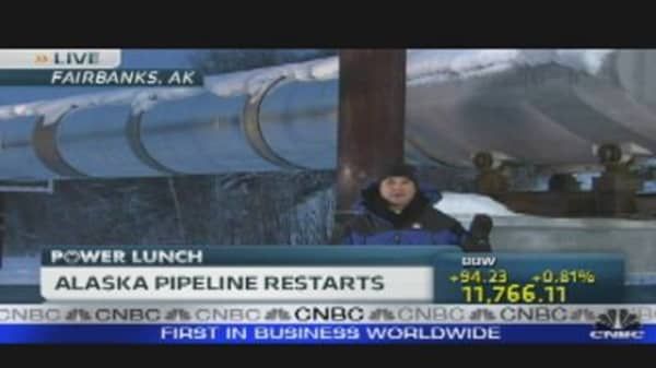 Future of Alaska Pipeline