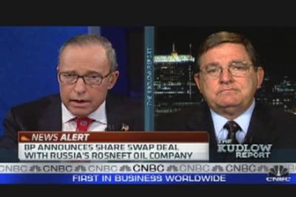 Sounding Off on BP-Rosneft Deal