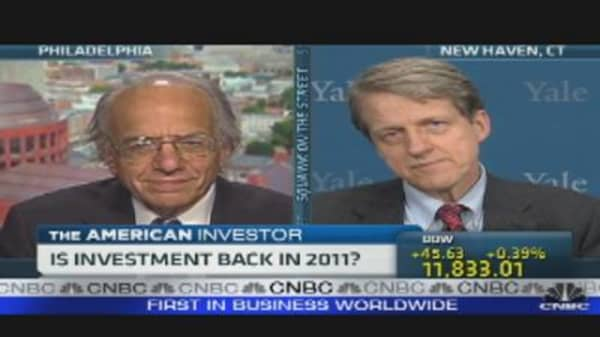 Is Investing Back in 2011?