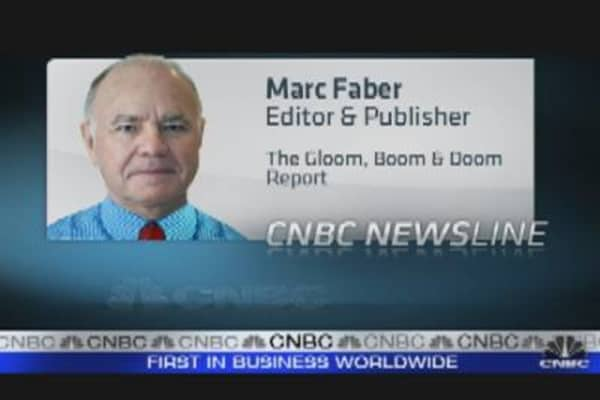 Faber's Special Brand of Gloom