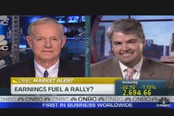 Earnings Fuel a Rally?