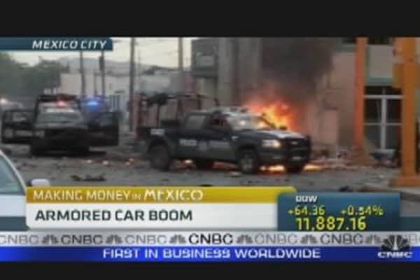 Armored Car Boom