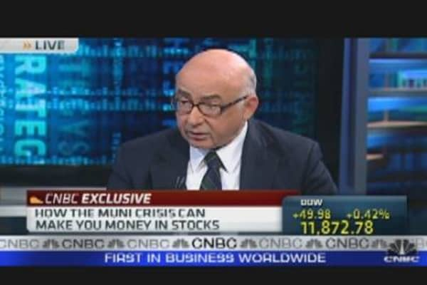 Muni Problems, Stock Opportunities
