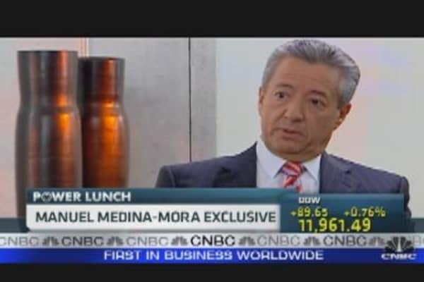 Manuel Medina-Mora Exclusive