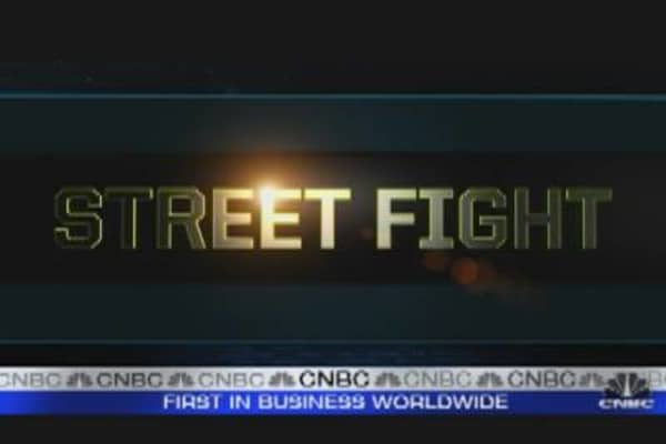 Street Fight: Gold