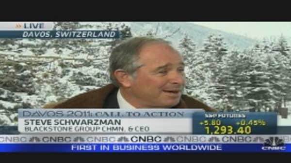 Davos 2011: Schwarzman
