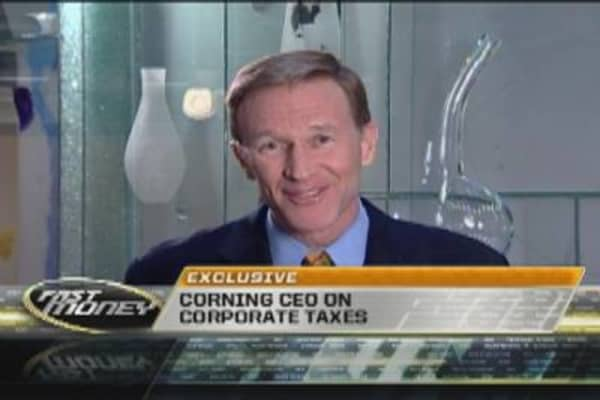 Corning CEO Reacts to State of the Union