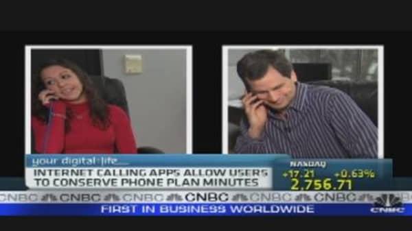 Spotlight on Internet Phone Apps