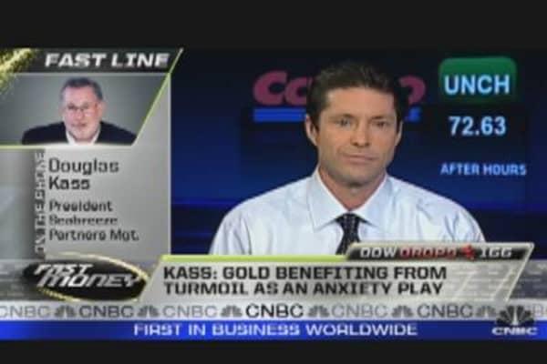Does Turmoil Change Gold Trade?