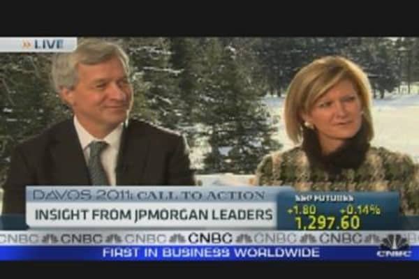 Insight From JPMorgan Leaders
