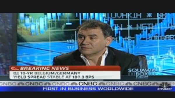Roubini on Egypt Contagion Risks
