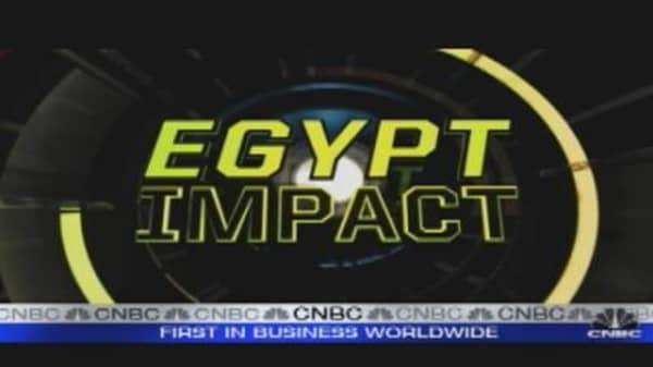 Egypt Trading Scenario