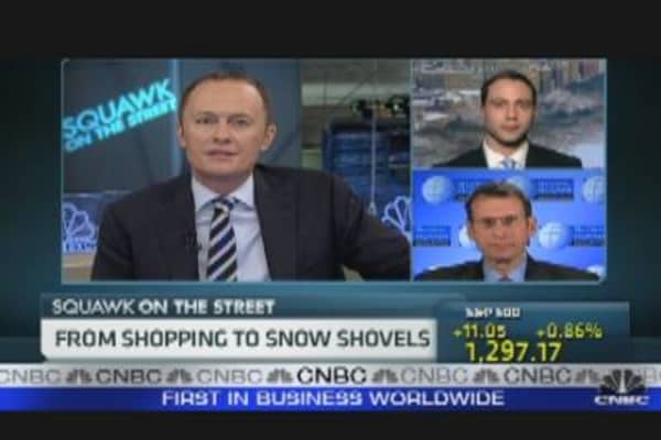 From Shopping to Snow Shovels