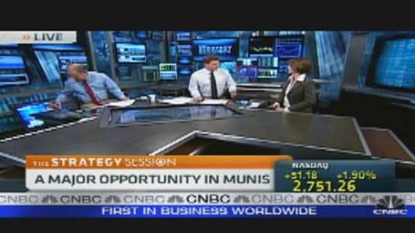 Bet on Munis: Money Manager