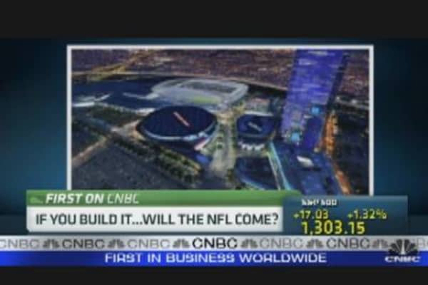 If You Build it, Will NFL Come?