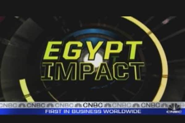 Egypt Impact: Grains Still Higher