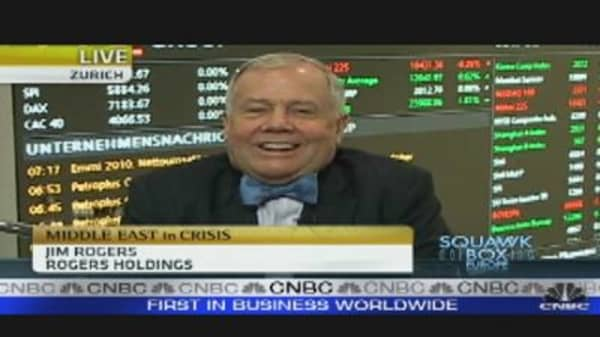 More Social Unrest, Currencies Turmoil: Jim Rogers