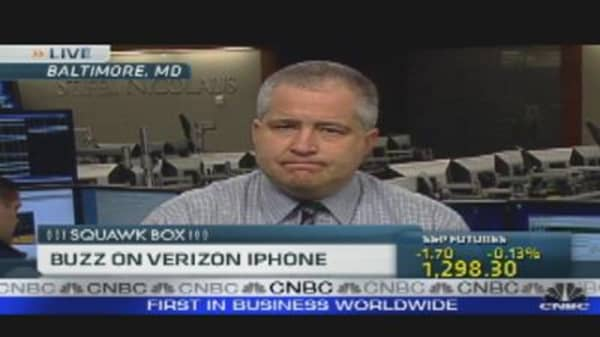 Verizon iPhone on Sale