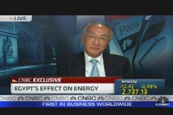 Egypt's Effect on Energy