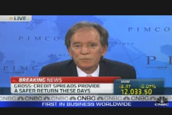 PIMCO's Gross Reacts to Bernanke