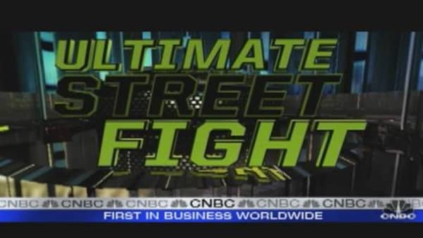 Ultimate Street Fight: Solar