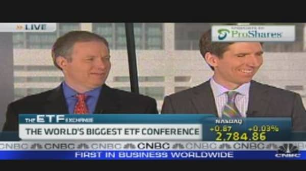 World's Biggest ETF Conference