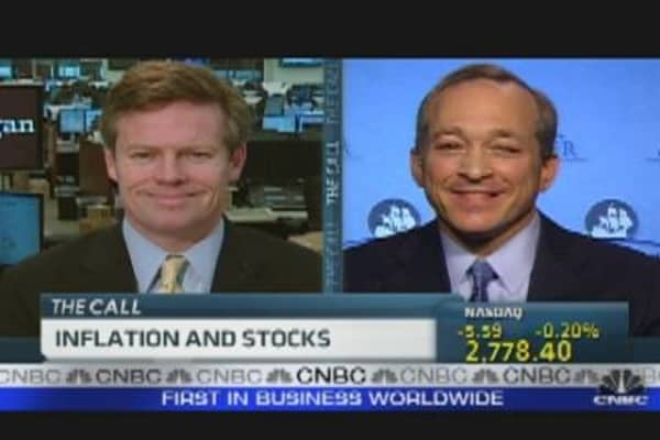 Inflation & Stocks