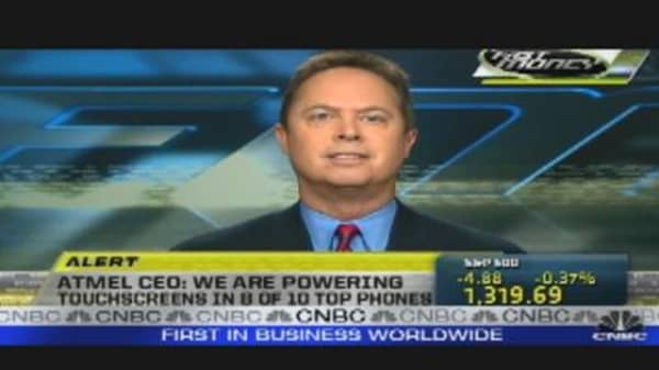 Call to the Floor: Atmel CEO