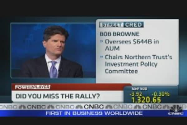 Rally Has More Steam: CIO