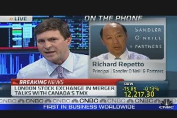 NYSE, Deutsche Boerse in Advanced Merger Talks
