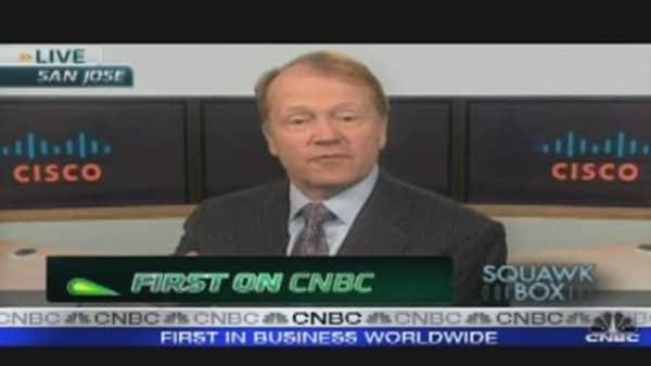 Cisco: Public Sector Demand to Remain Weak