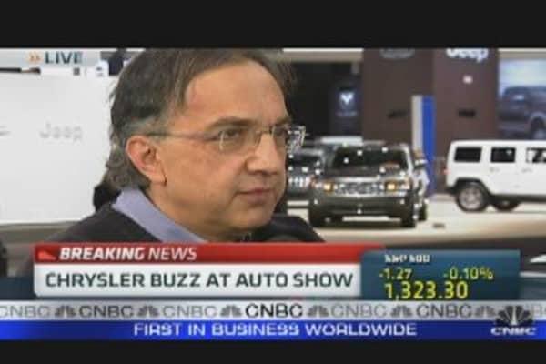Chrysler's New Path