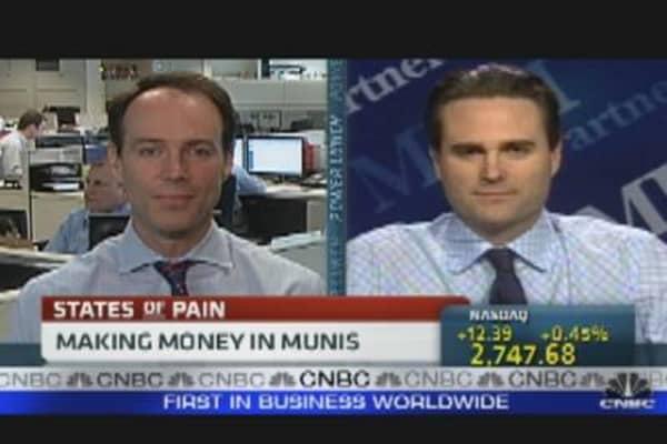 Making Money in Munis