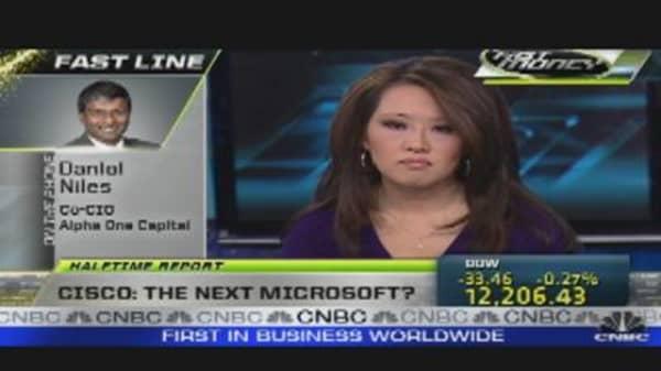 Cisco: The Next Microsoft?