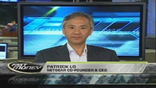 CEO Extra: Netgear CEO & Co-Founder Patrick Lo