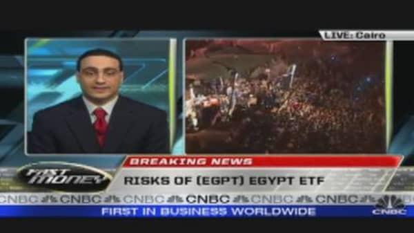 Risks of Egypt ETF