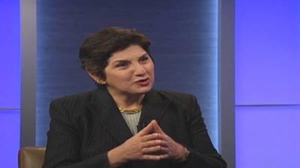 Sharmin Mossavar Rhamani, Goldman Sachs, on Munis
