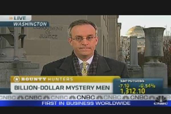 Billion-Dollar Mystery Men
