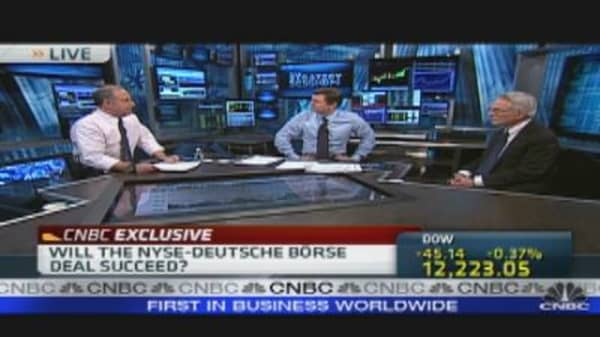 NYSE-Deutsche Merger: Culture Clash Waiting to Happen?