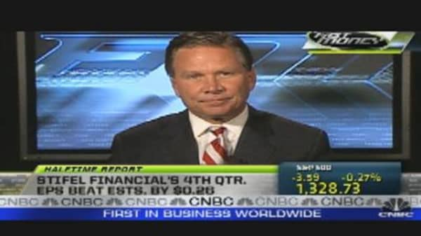 Call to the Floor: Stifel Financial CEO