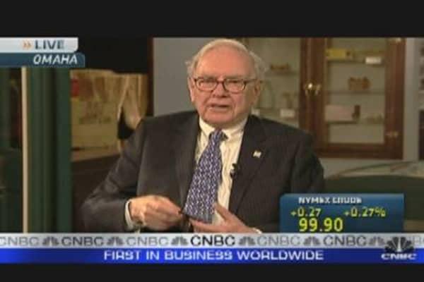 Buffett's Fruit of the Loom Tie