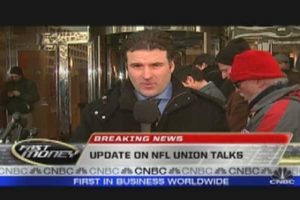NFL Deal Talks Extension