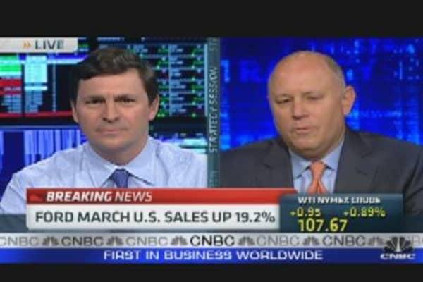 ICE & Nasdaq Bid for NYSE
