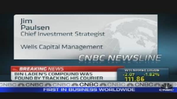 Bin Laden Death Impacts Markets